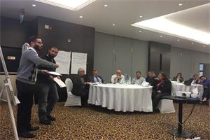 التدريب على مهارة كتابة مقترحات المشاريع للجميعات البيئية غير الحكومية العاملة في الاردن