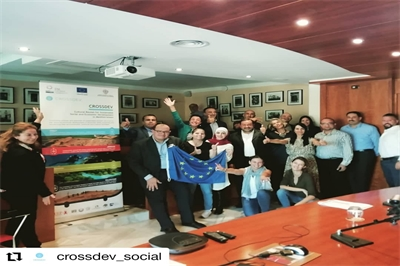 Cultural Routes for Sustainable Soci-Eco Development in Med. (CROSSDEV)